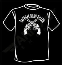 Army t-shirt Natural born killer
