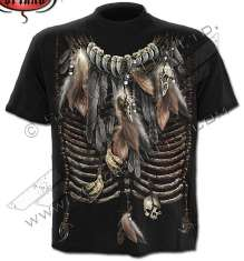 T-shirt Native spirite