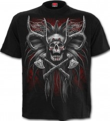 TRIBAL DREAMS - T-Shirt Black