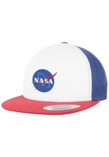 Baseball sapka NASA Trucker