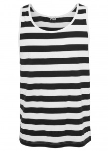 Stripe Big Tank Top